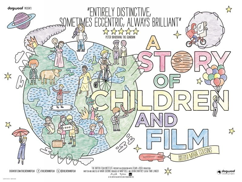 A_Story_of_Children_and_Film_Poster